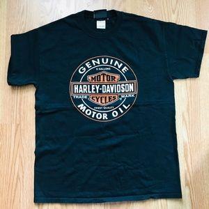 Harley Davidson T-shirt- Men's M